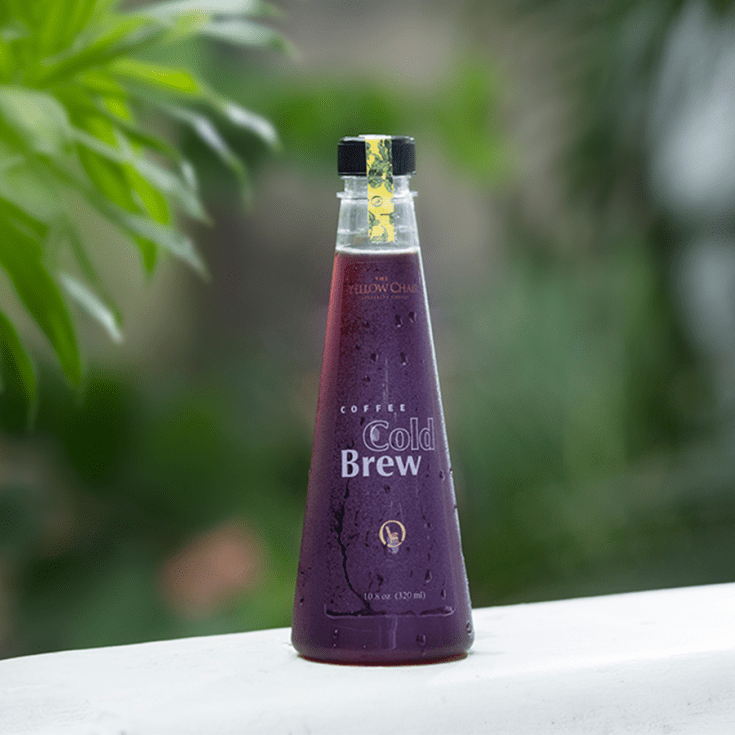 Coffee Cold Brew 100% Arabica