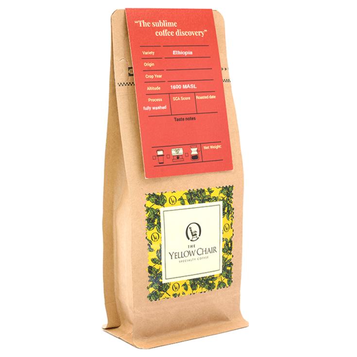 HandDrip – 100% Arabica (Ethiopia)