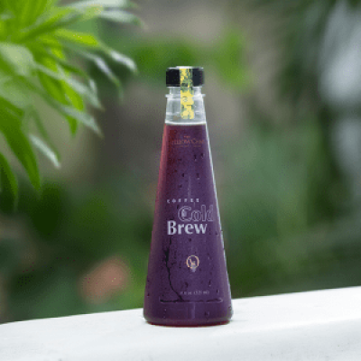 Coffee Cold Brew 100% Fine Robusta