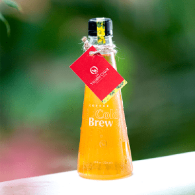Tea Cold Brew – Oolong